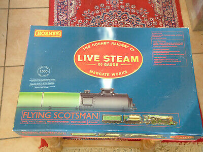 X9543 Hornby Live Steam Spare PISTON ASSY FLYING SCOTSMAN