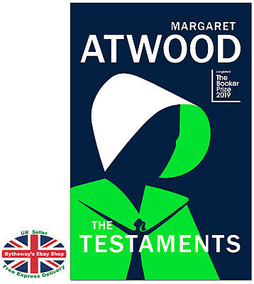 THE TESTAMENTS Margaret Atwood HARDCOVER *FREE NEXT DAY DELIVERY*