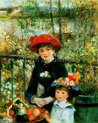 Renoir 50 Artist Painting Reproduction Handmade Oil Canvas Repro Wall Art Deco