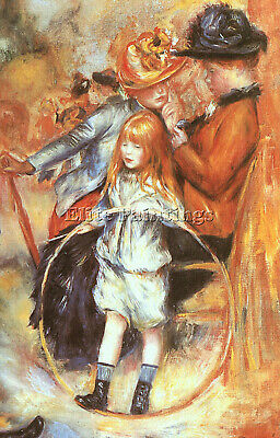Renoir 61 Artist Painting Reproduction Handmade Oil Canvas Repro Wall Art Deco