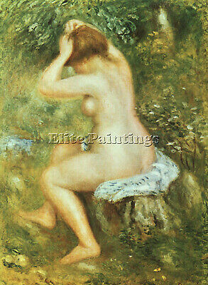 Renoir 40 Artist Painting Reproduction Handmade Oil Canvas Repro Wall Art Deco