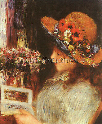 Renoir 51 Artist Painting Reproduction Handmade Oil Canvas Repro Wall Art Deco