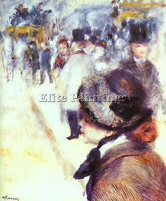 Renoir 13 Artist Painting Reproduction Handmade Oil Canvas Repro Wall Art Deco