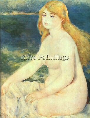 Renoir 45 Artist Painting Reproduction Handmade Oil Canvas Repro Wall Art Deco