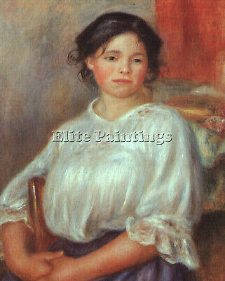 Renoir 24 Artist Painting Reproduction Handmade Oil Canvas Repro Wall Art Deco