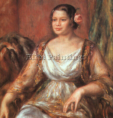 Renoir 25 Artist Painting Reproduction Handmade Oil Canvas Repro Wall Art Deco