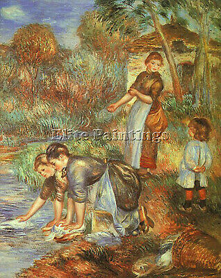 Renoir 65 Artist Painting Reproduction Handmade Oil Canvas Repro Wall Art Deco
