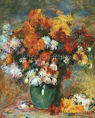 Renoir 44 Artist Painting Reproduction Handmade Oil Canvas Repro Wall Art Deco