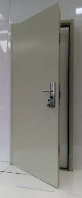 Quality Steel Door Security Commercial Industrial Metal Sheds Various Sizes
