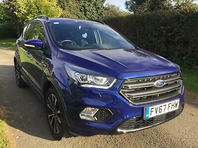 Ford Kuga 1.5TDCi ( 120ps ) ( s/s ) Powershift 2018 ST-Line
