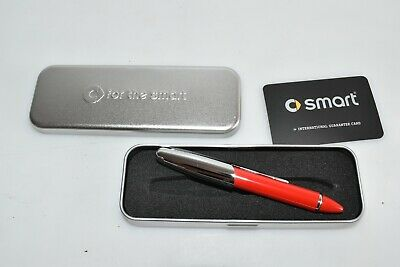 Smartware Collection Kuli For The Smart Unbenutzt OVP ROT/g5