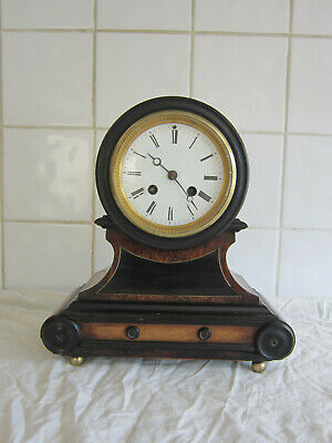 Fine Quality French Drum/Mantle Chiming Clock- Circa 1900