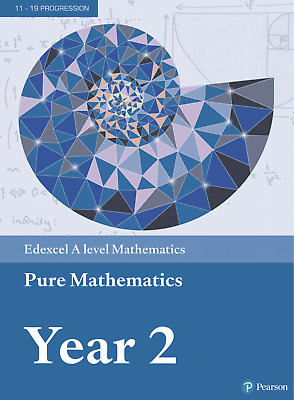 Edexcel AS and A level Mathematics Pure Mathematics Year 2 PDF VERSION
