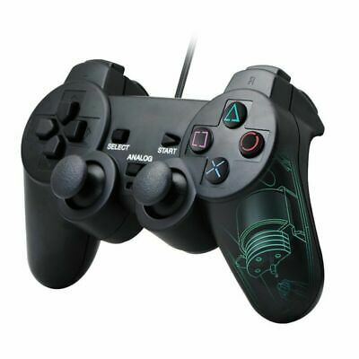 USB 2.0 Wired Game Controller Gamepad Joypad for Laptop Computer Msonic PC Only