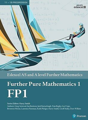 Edexcel AS and A level Further Mathematics Further Pure 1 PDF Version