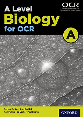 A Level Biology for OCR Student Book PDF VERSION