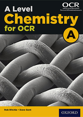 A Level Chemistry for OCR Student Book PDF VERSION
