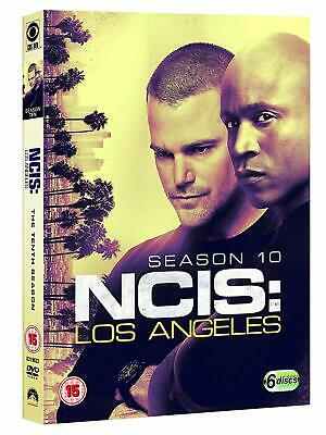 NCIS LOS ANGELES 10 (2018-2019) NCIS LA TV Season Series - NEW Eu Rg2 DVD not US