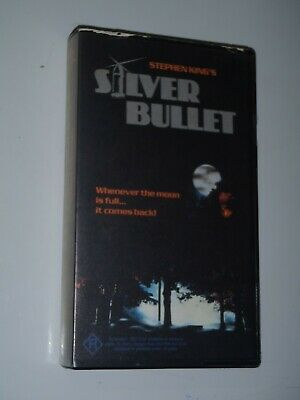Stephen Kings Silver Bullet Vhs, 1985