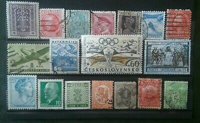 Small Mixture World Stamps - All Different - Used