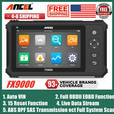 Universal OBD2 EOBD Car Code Reader Scanner Check Engine Fault Diagnostic Tool