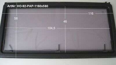 Hobby Wohnwagenfenster Papapress 116 x 58 (PPGY-RX-D2167)