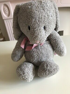 Bunny Rabbit or Dog Soft Toy Baby Nursery Cot Musical Lullaby Mobile K8N5