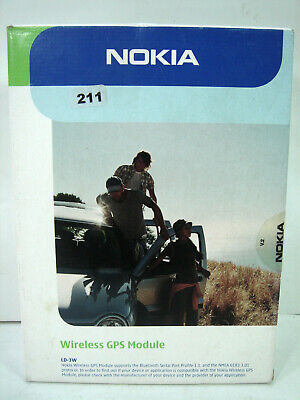 Accesorio Vintage Original-Nokia Ld-3W Wireless Gps Module-Telefono Movil-Ld3W