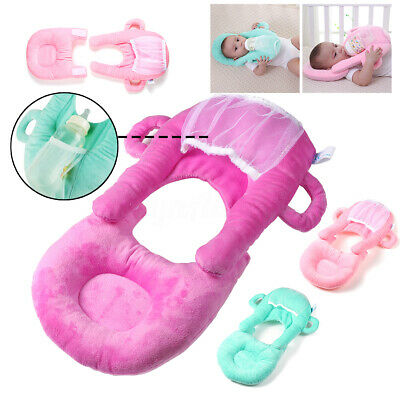 Breast Feeding Maternity Nursing Pregnancy Pillow Infant Baby Support Deluxe Pad