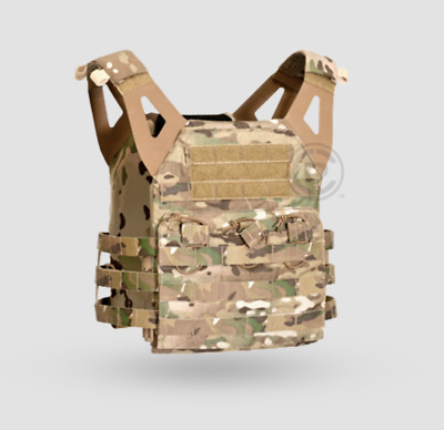Crye Precision JPC Jumpable Plate Carrier Vest - MEDIUM - MultiCam