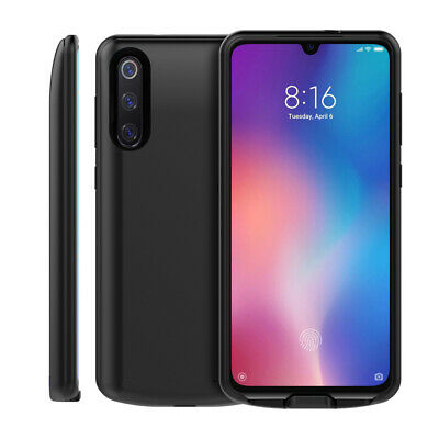 For Xiaomi Mi 9 SE Battery Case 5000mAh Extended Backup Charger Power Bank Cover