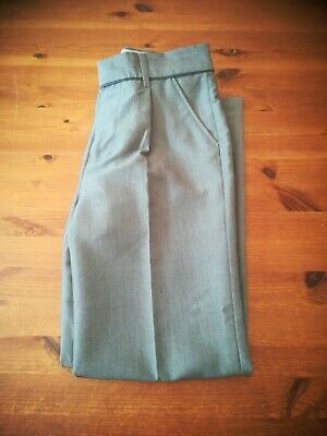 Boys smart silver trousers Age 12 Height 152cm Next REDUCED