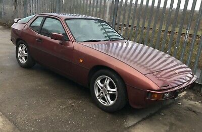1986 924S AUTO PROJECT - Good Running Order