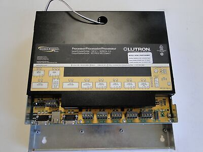 LUTRON HOMEWORKS H8P5-120 Illumination Processor Series 8