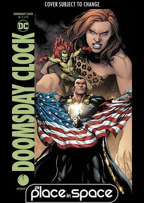 Doomsday Clock #11B - Variant (Wk36)