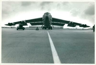 Photograph of Boeing B-52 Stratofortress