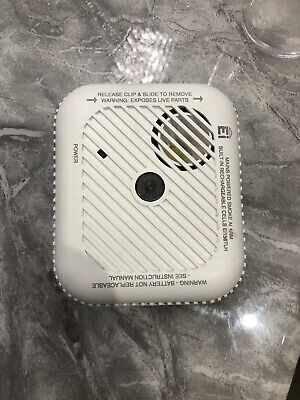 AICO Ei156TLH Battery Mains 230v OPTICAL SMOKE ALARM Exp 2021(base not Included