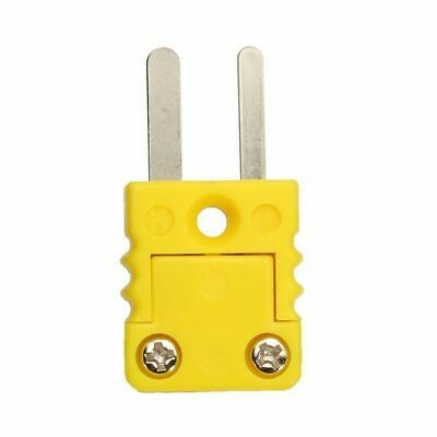 Thermocouple Socket Plug Mini Thermometer K-Type Miniature Mount Stock
