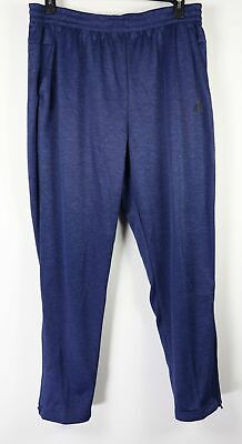 New Adidas Athletic Pants Navy Blue Tech Fleece Climawarm XL Extra Large Mens
