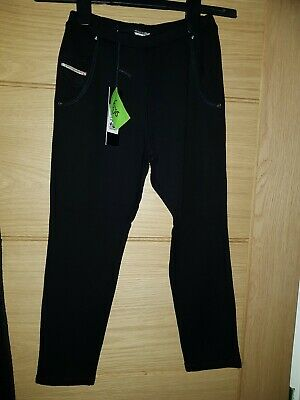 BNWT Girl's DIESEL Skinny jogger jeans Trousers age 6