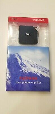 FiiO Fujiyama E06 - Headphone Amplifier BLACK