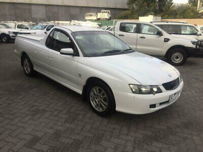2003 Holden Commodore VY S Automatic 4sp A Utility