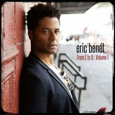 Eric Benet - From E To U Volume 1 (Import) New Cd