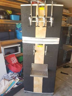 DRAFT BEER DISPENSING FRIDGE CONVERSIONS - yours or mine from