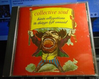 Hints, Allegations And Things Left Unsaid Collective Soul Cd