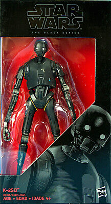Star Wars Hasbro Black Series 6inch K-2SO Droide -Rogue One (AKF129)