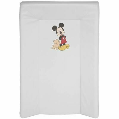 DISNEY Matelas a langer luxe Impression Mickey Classic Disney - 100% PVC - 50 x
