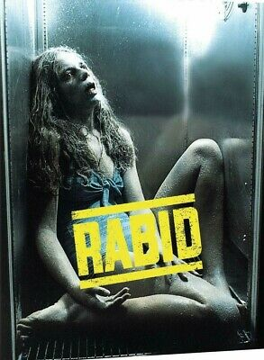 RABID (1977 Original) David Cronenberg 101 Black Edition Region B Blu Ray