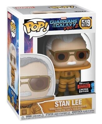 Funko Pop Stan Lee 2019 NYCC SHARED Exclusive Confirmed Order + Protector
