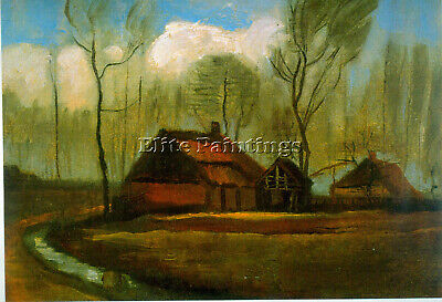 Among Trees Artist Painting Reproduction Handmade Oil Canvas Repro Wall Art Deco